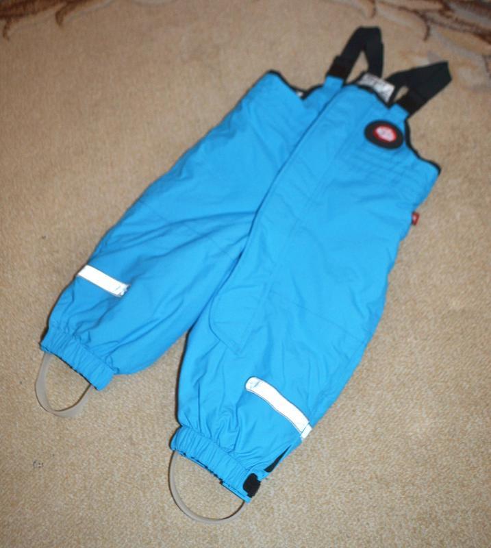 Полукомбинезон,штаны лыжные  lego tec  р.9-12 мес 74 см.