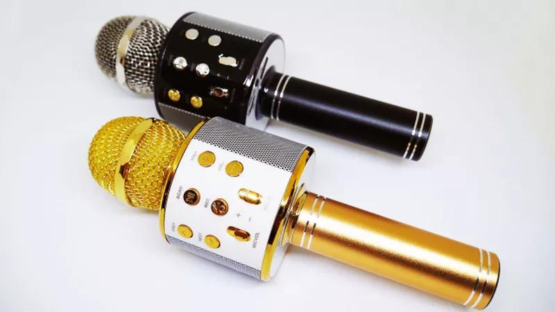 Караоке микрофон WS 858 - Фото 2