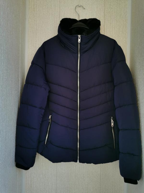 Новая тёплая зимняя куртка