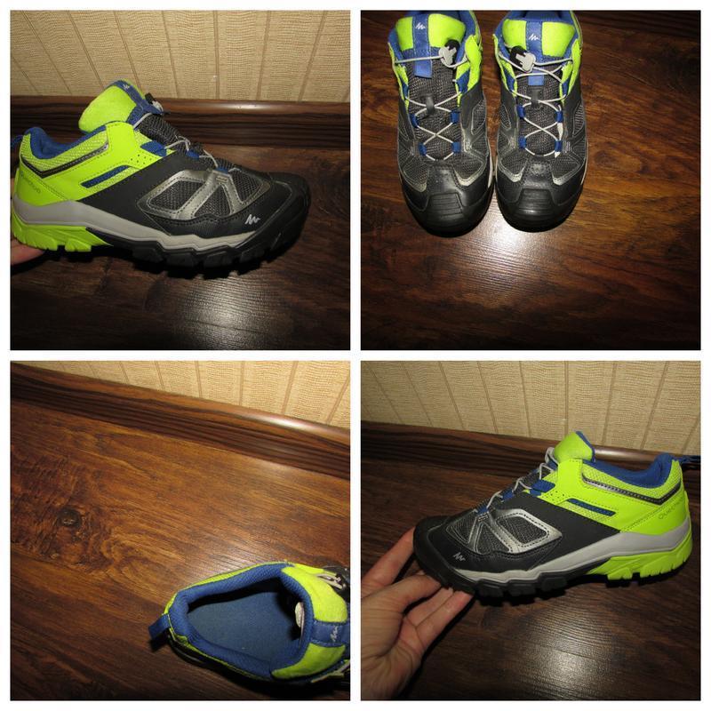 Quechua кросівки 23.5 см устілка