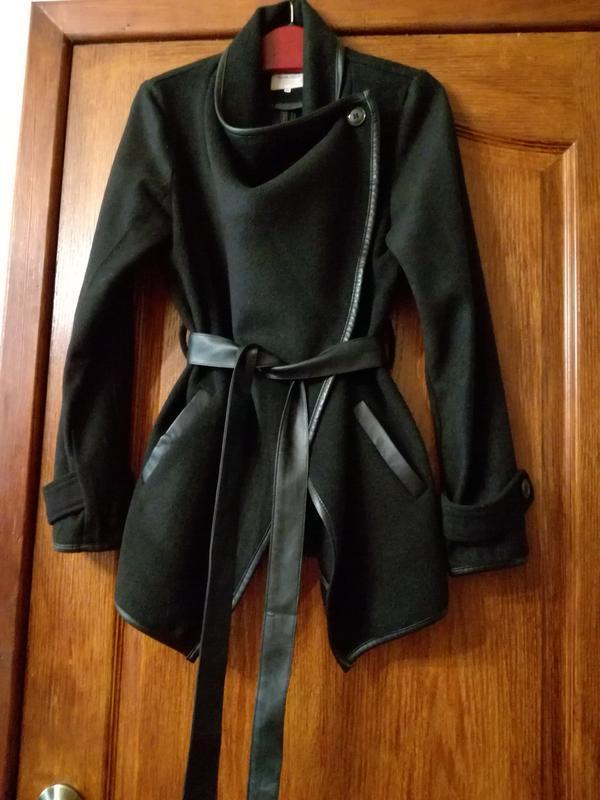 Anna field размер м пальто полупальто