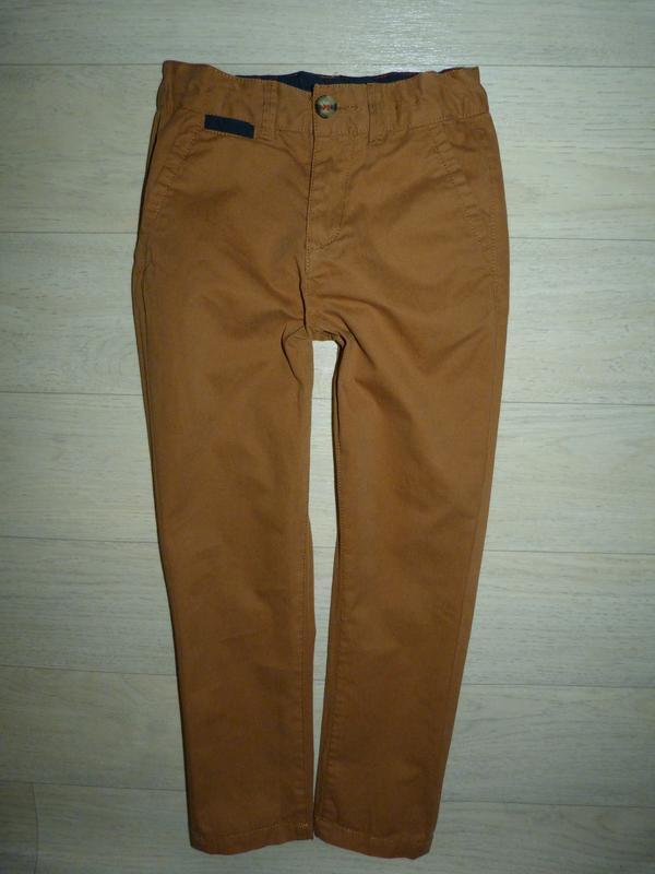Котоновые брюки, штаны bhs 7-8 лет