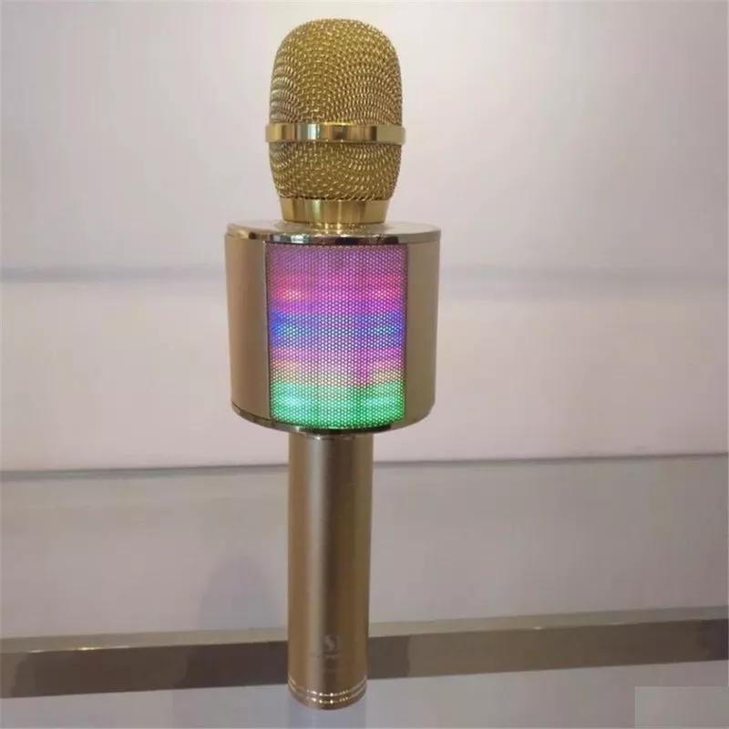 Беспроводной микрофон с волшебным эквалайзером YS 66 - Фото 7