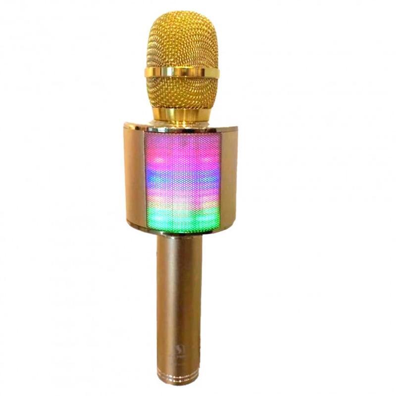 Беспроводной микрофон с волшебным эквалайзером YS 66