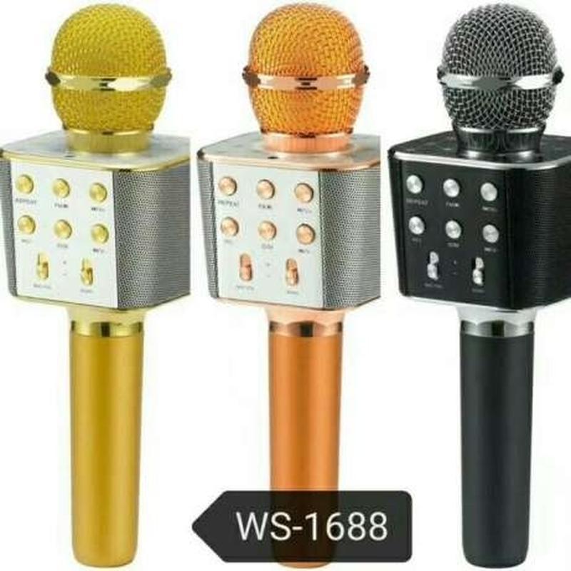 Караоке микрофон WS 1688 - Фото 2