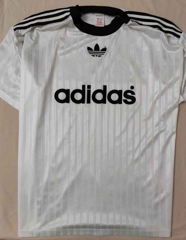 Винтажная футболка adidas