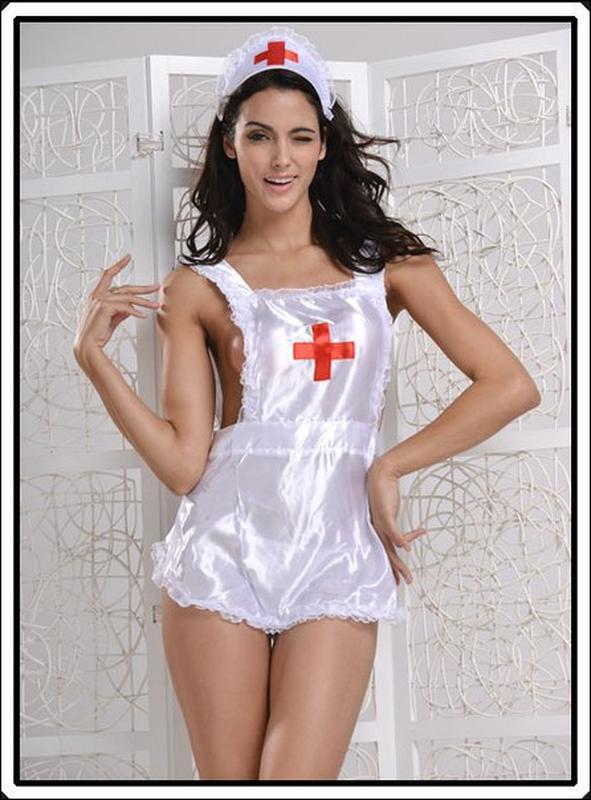 5-77 сексуальный игровой комплект медсестра эротическое белье