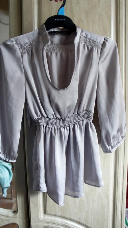 Красивая кофточка блуза