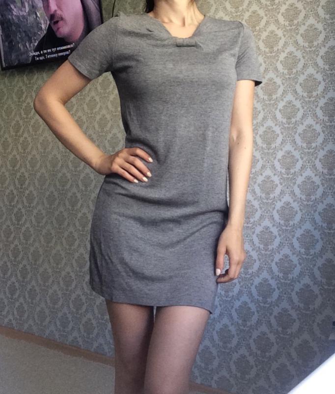 Простое и стильное платье