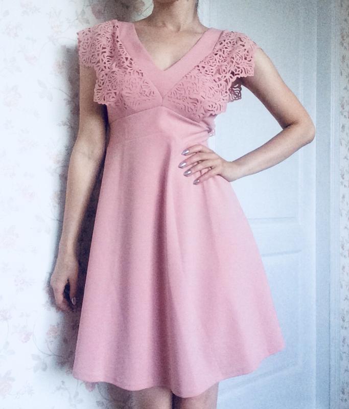 Очень красивое платье xs-s