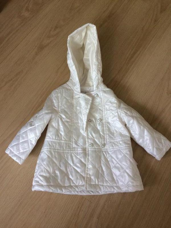 Легкая куртка-ветровка 86р