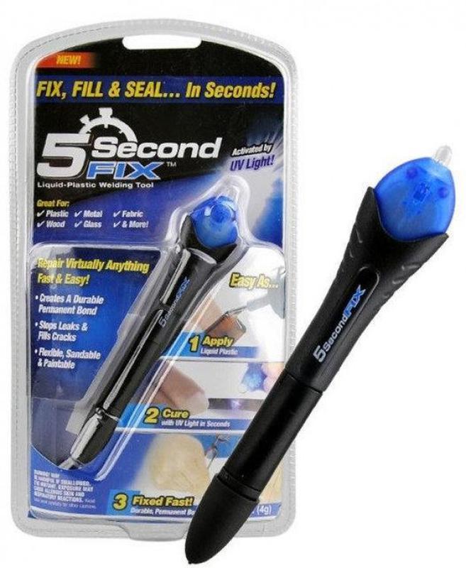 Горячий клей жидкий пластик, 5 секунд Fix DOS-32-152793