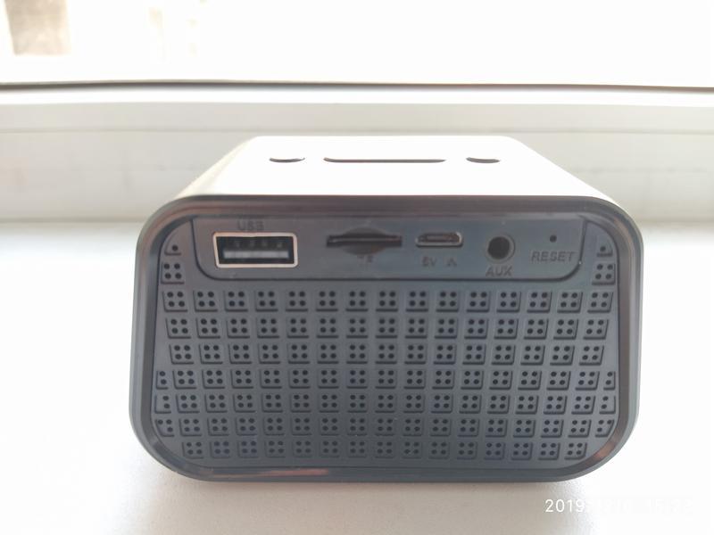 Bluetooth колонка Baseus Encok E02 - Фото 2