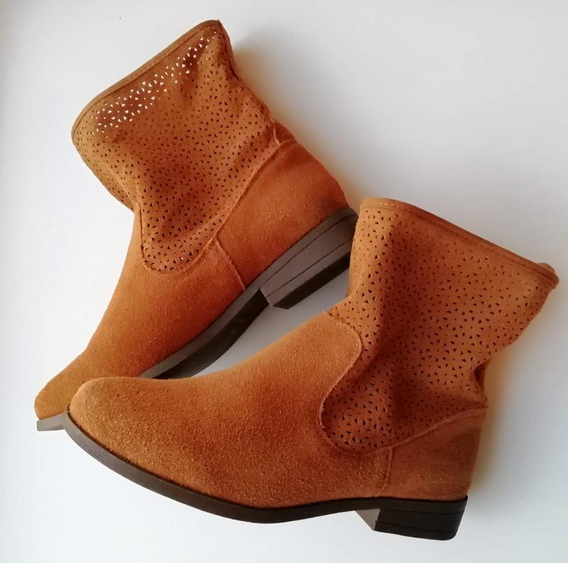 Ботинки wide fit, размер 38