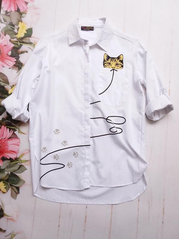 Рубашка женская. (турция)