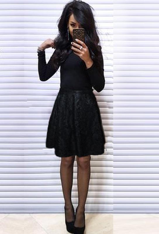 Маленькое черное платье!