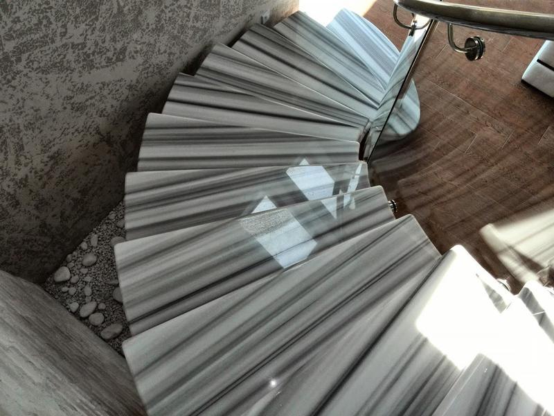 Мраморные ступени на заказ - Фото 5