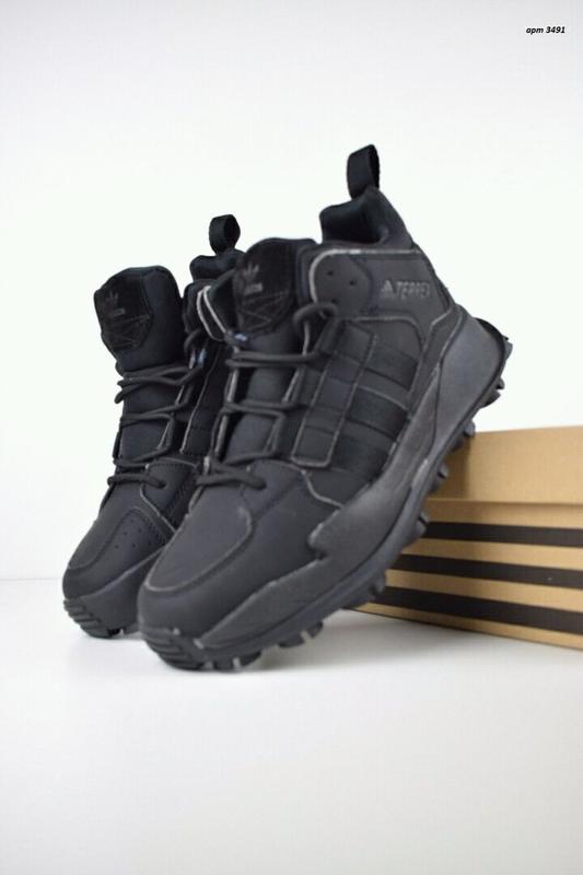 мужские зимние ботинки Adidas tirrex 41-45р