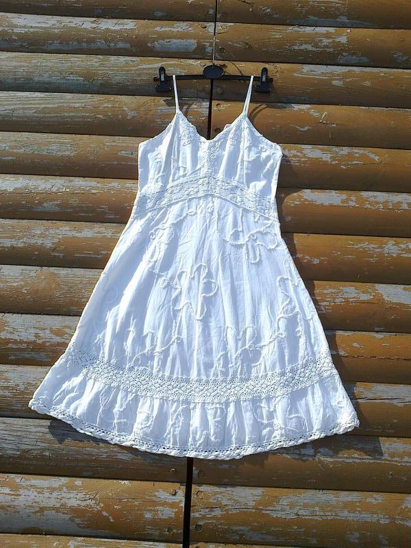 Платье с кружевом стрейч