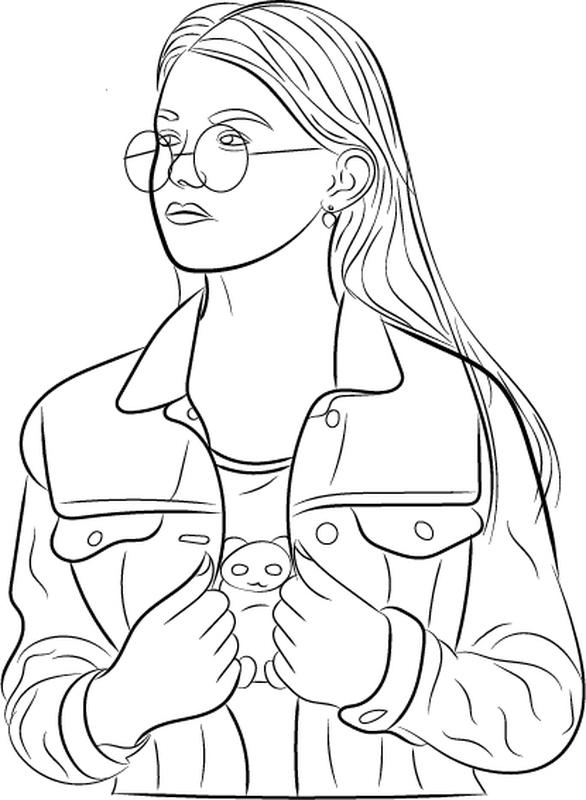 Рисунки в Illustrator CC