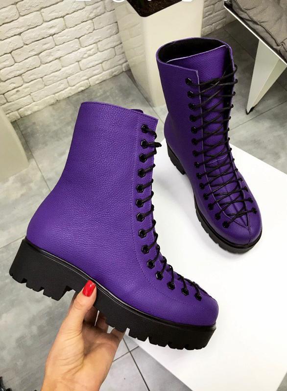 Ботинки цвет на выбор