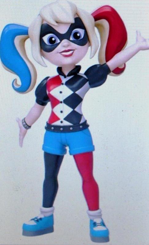 Комбинезон костюм ромпер новогодний dc супер герой харли квин