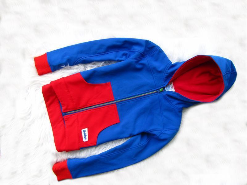 Стильная термо кофта реглан бомбер свитшот куртка с капюшоном ...