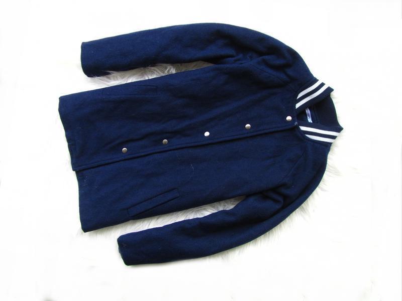 Стильная демисезонная куртка пальто кардиган бомбер monoprix