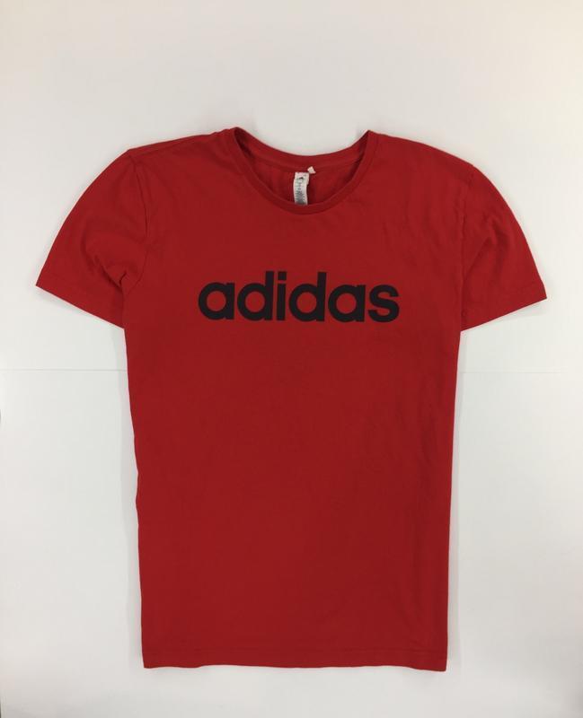 Мужская футболка adidas original размер l