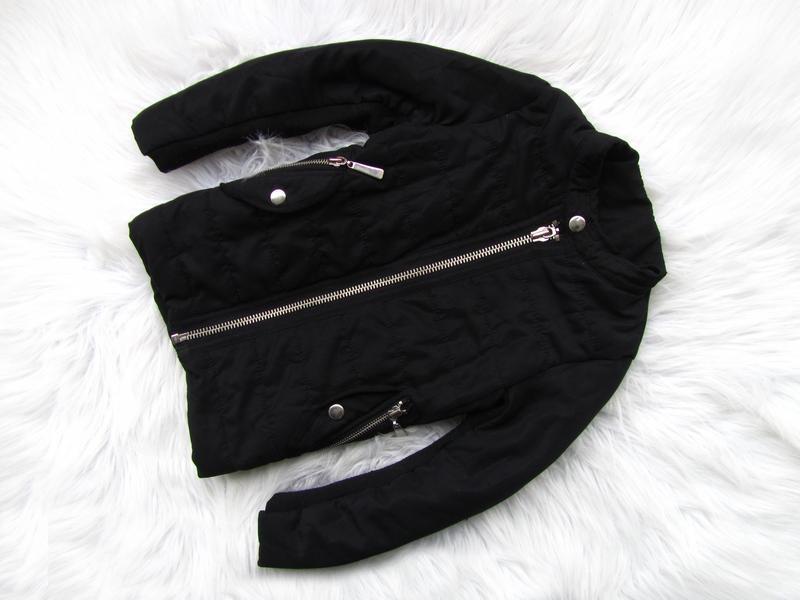 Стильная демисезонная  куртка бомбер river island