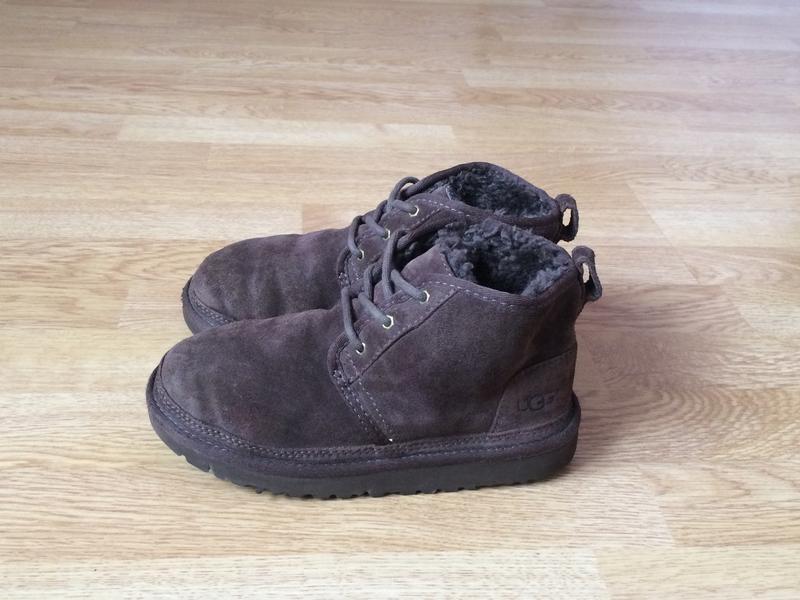 Ботинки угги ugg оригинал 32 размера