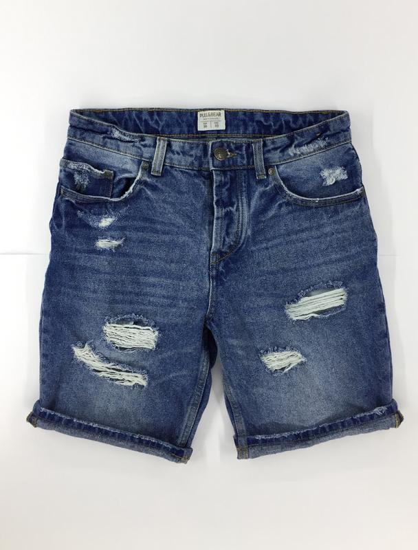 Мужские шорты pull&bear размер 30
