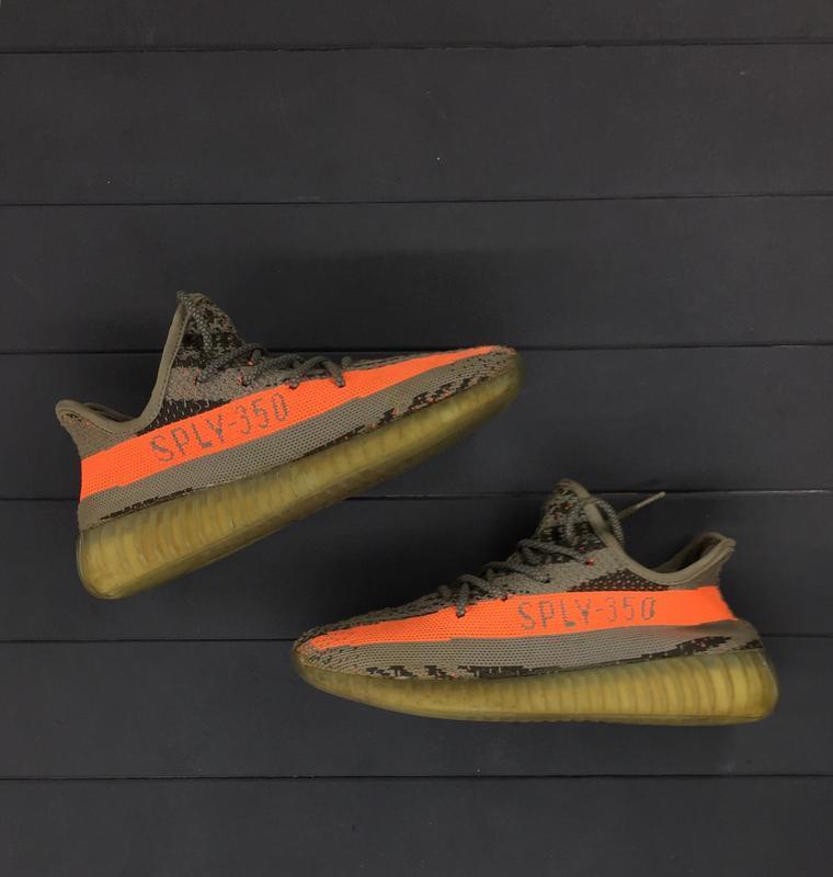 Кроссовки adidas yeezy boost 350 v2 размер 39.5