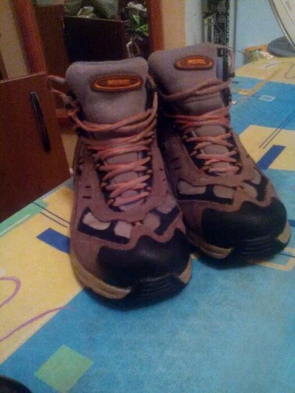 Термо-ботинки зимние Meindl for active