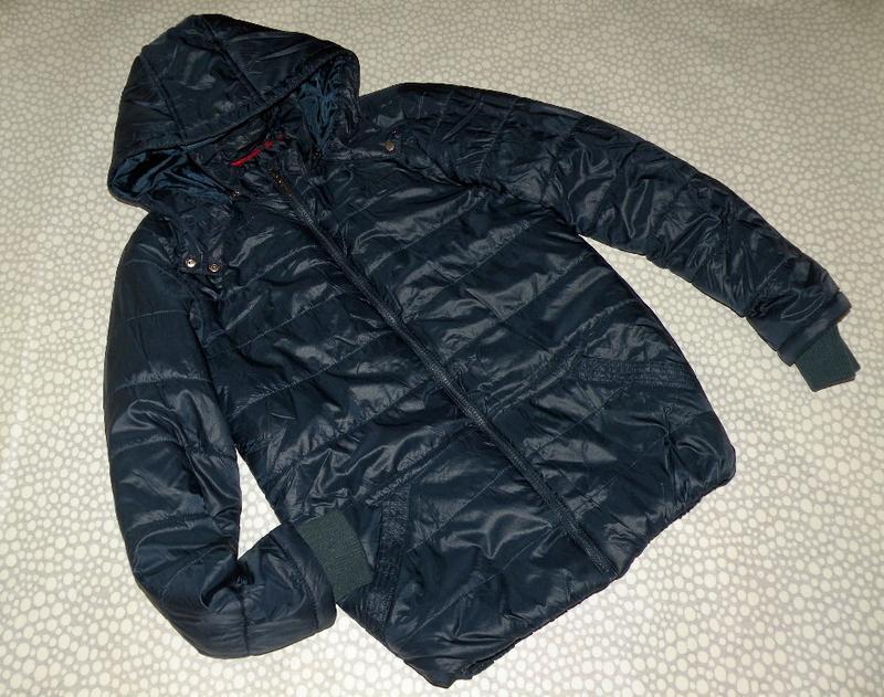 Тёплая куртка ben sherman 14-15 лет