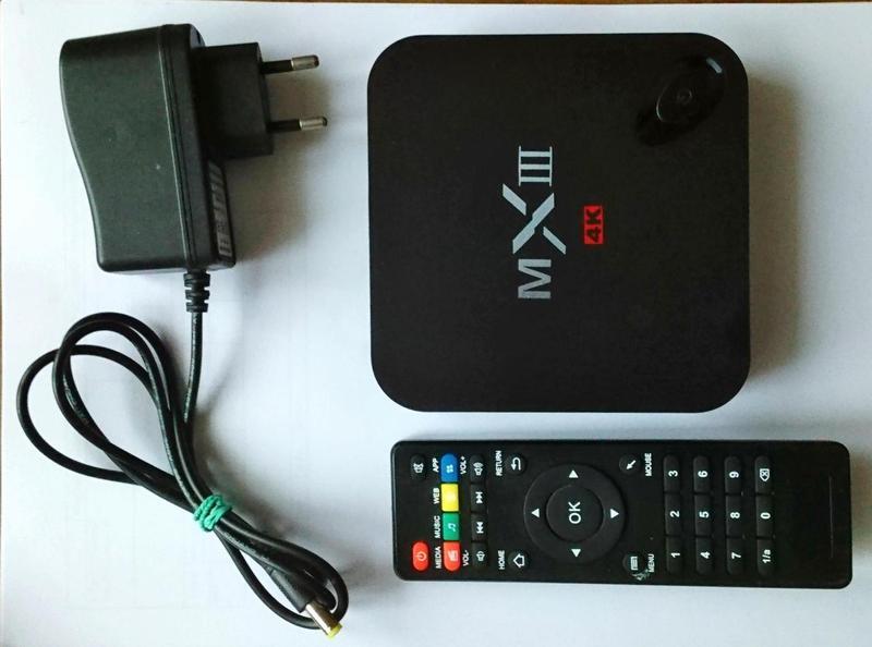 Оригинальный MXIII Android TV 3D/4К/ Full HD медиаплеер
