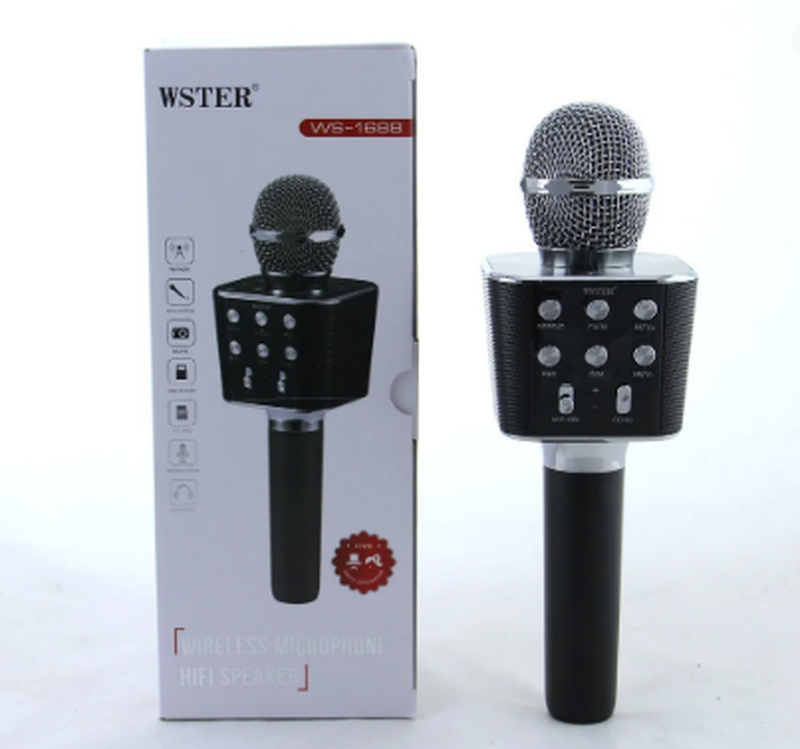 Караоке микрофон WS 1688