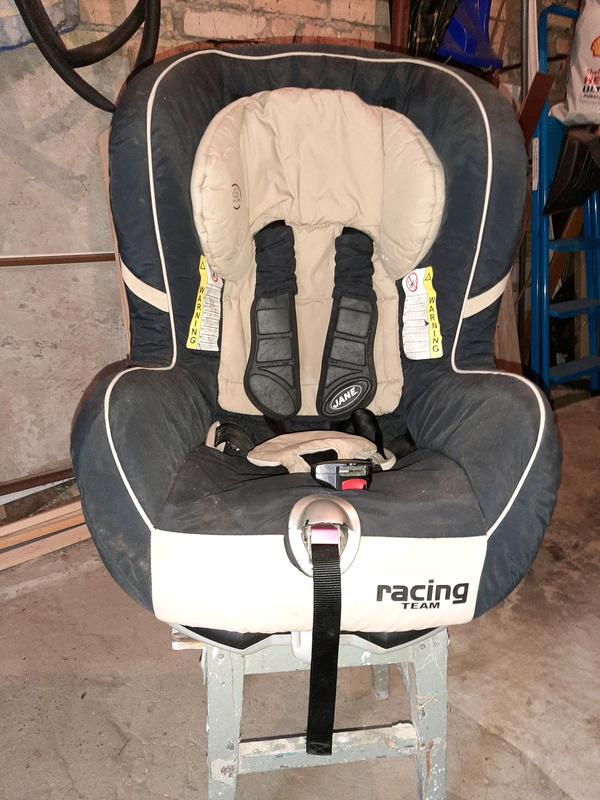 Детское автокресло Jane Racing