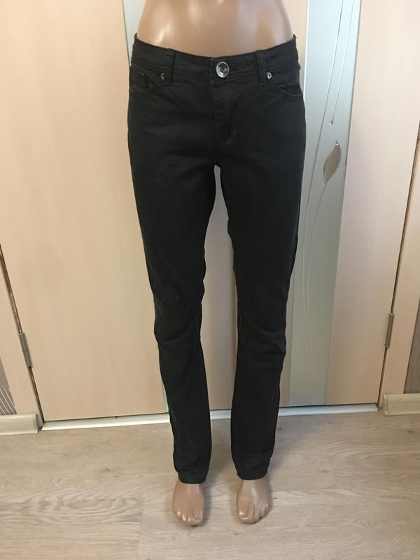 Чёрные штаны с пропидкой