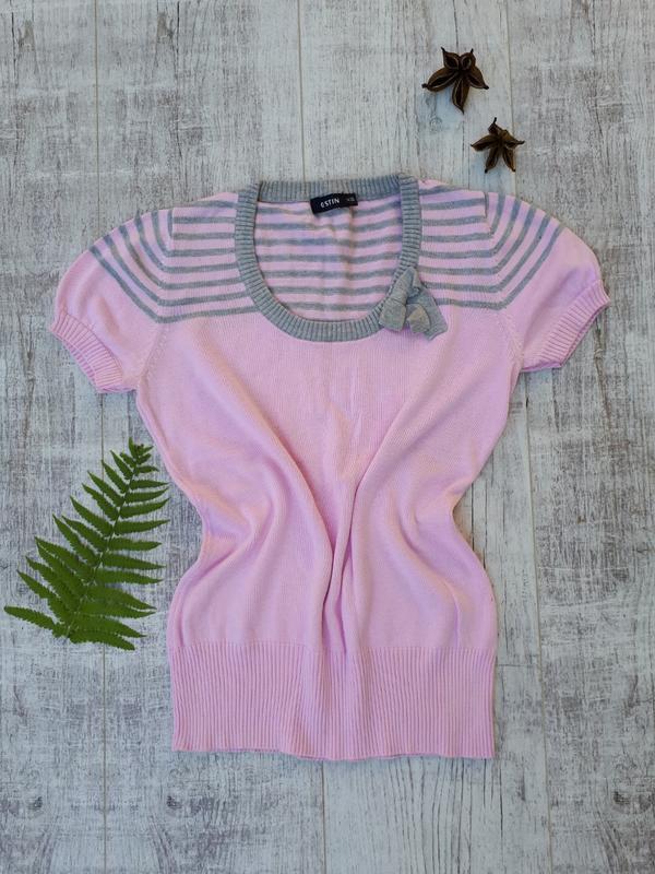 Кофта с коротким рукавом, футболка весна, осень, зима, футболк...