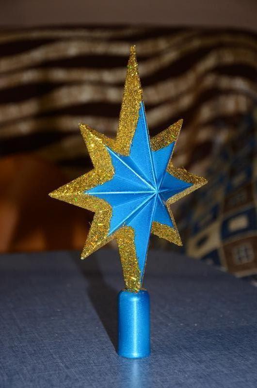 звездочка на елку