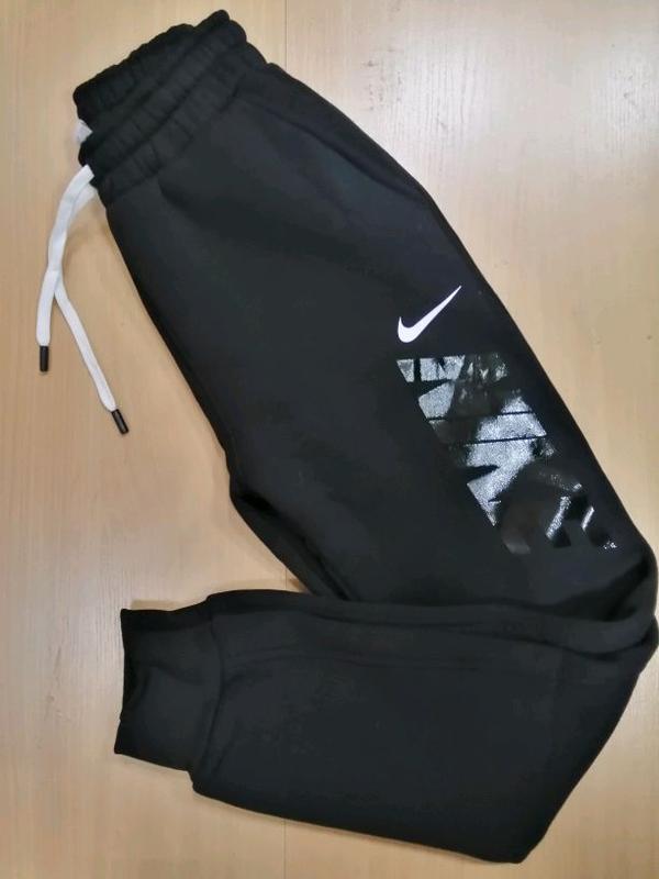 Утепленные спорт. штаны зауженные на монжете. Размеры s, m, l, xl