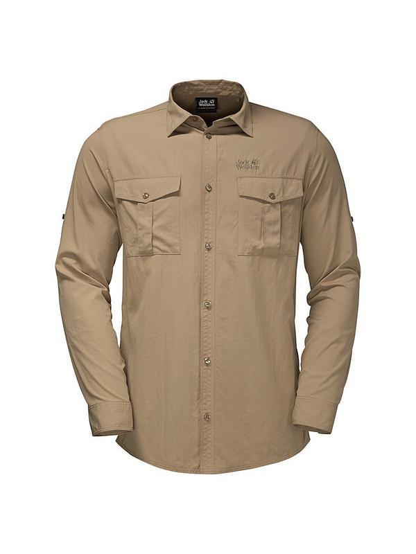 Трекинговая рубашка тениска от jack wolfskin