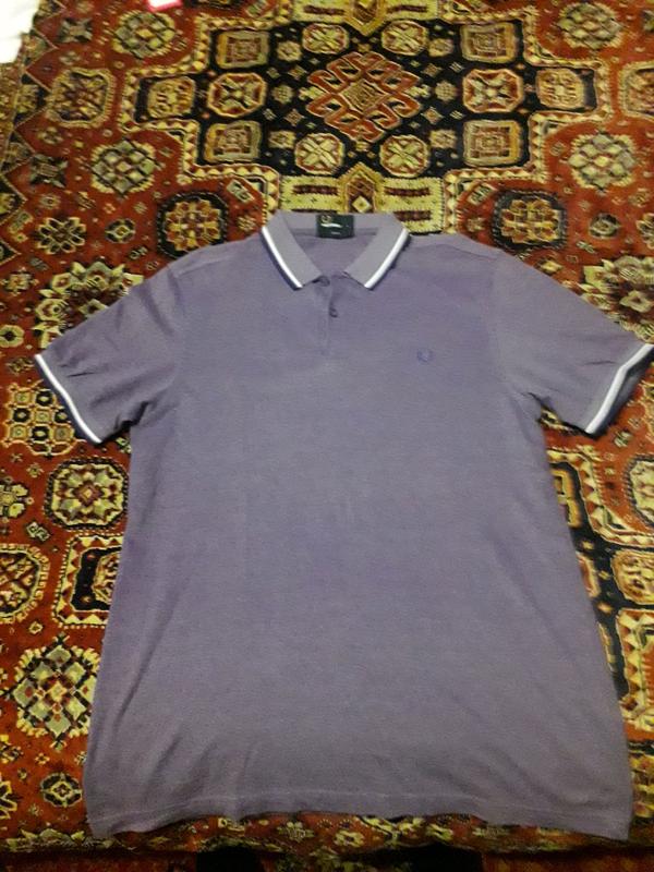 Продам футболку FRED PERRY