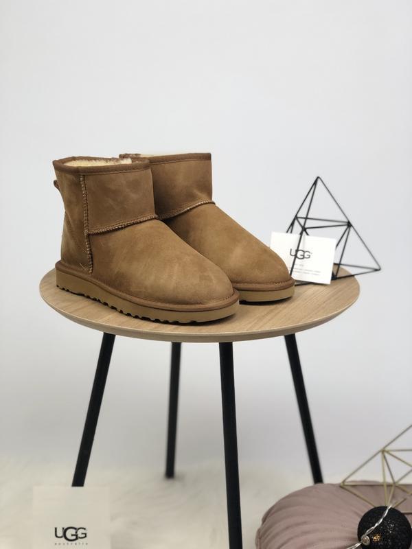 Распродажа! шикарные сапожки в крутом дизайне с теплым и густы...