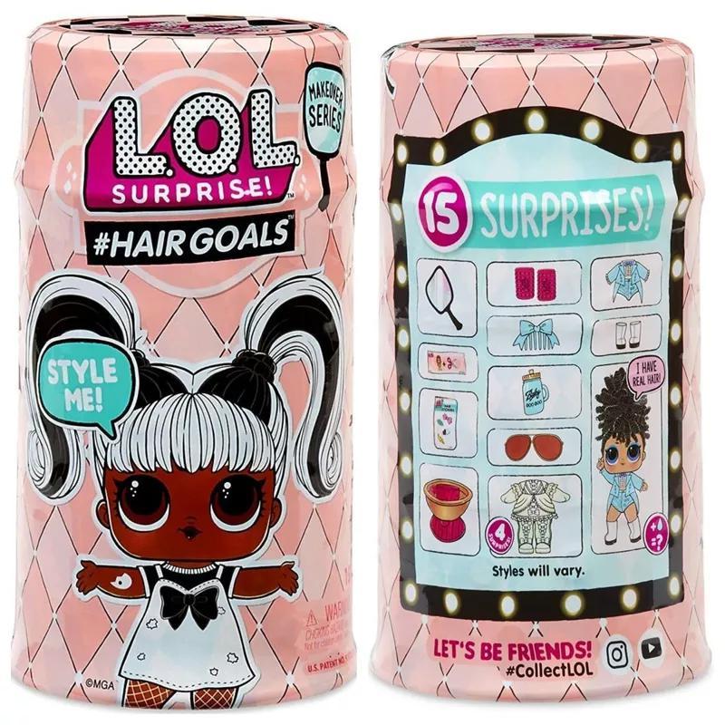 Оригинал! Куклы ЛОЛ в ассортименте! L.O.L. Surprise! #Hairvibes - Фото 4