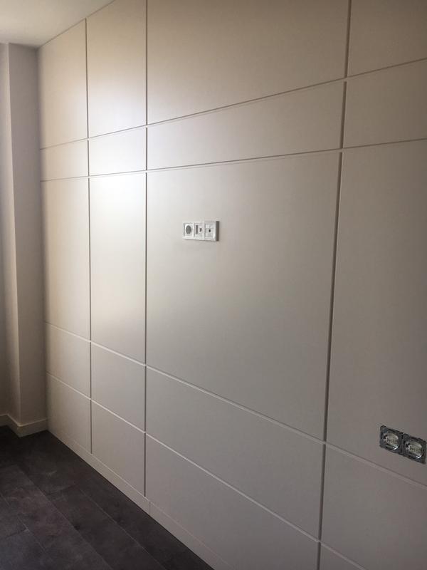 Стеновые панели с расшивкой