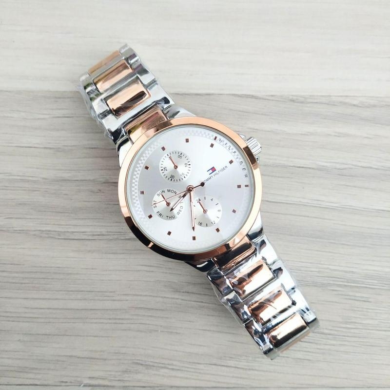 Часы наручные Tommy Hilfiger - Фото 4