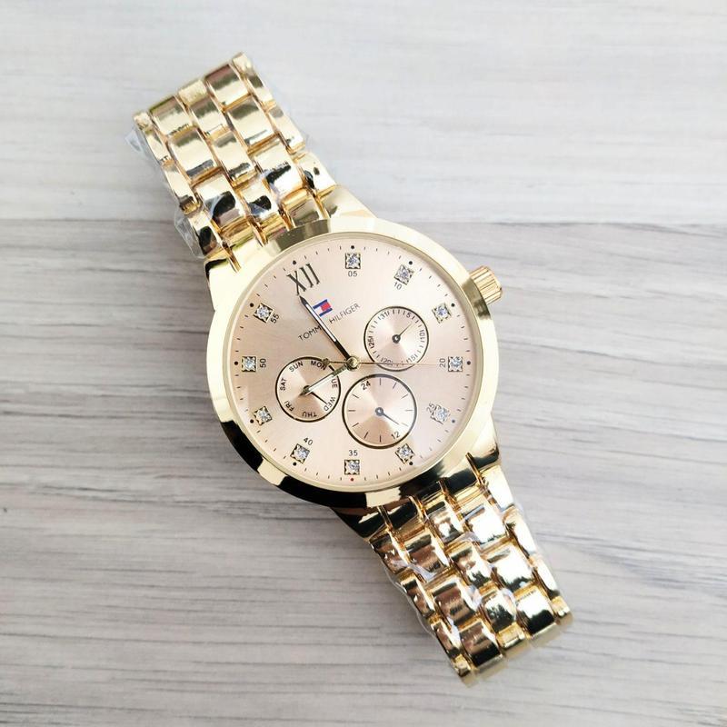 Часы наручные Tommy Hilfiger - Фото 2