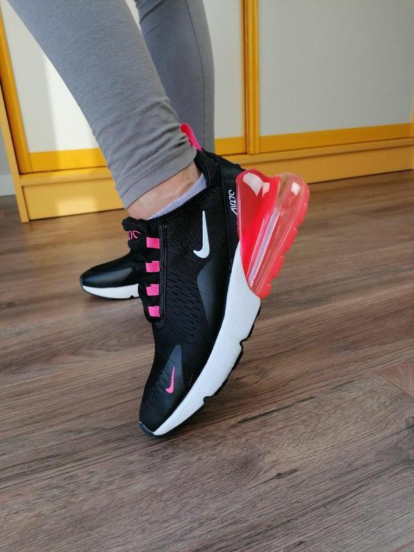 Шикарные женские кроссовки nike 270 (весна-лето-осень)😍